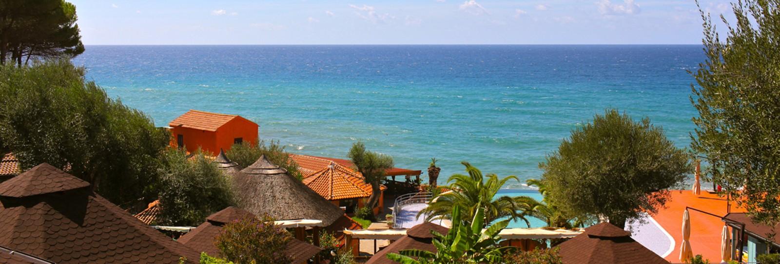 Resort Baia del Silenzio Palinuro