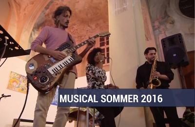 MUSICAL SOMMER