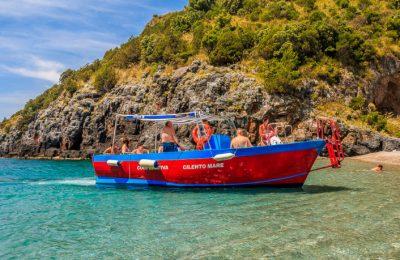 escursioni in barca palinuro